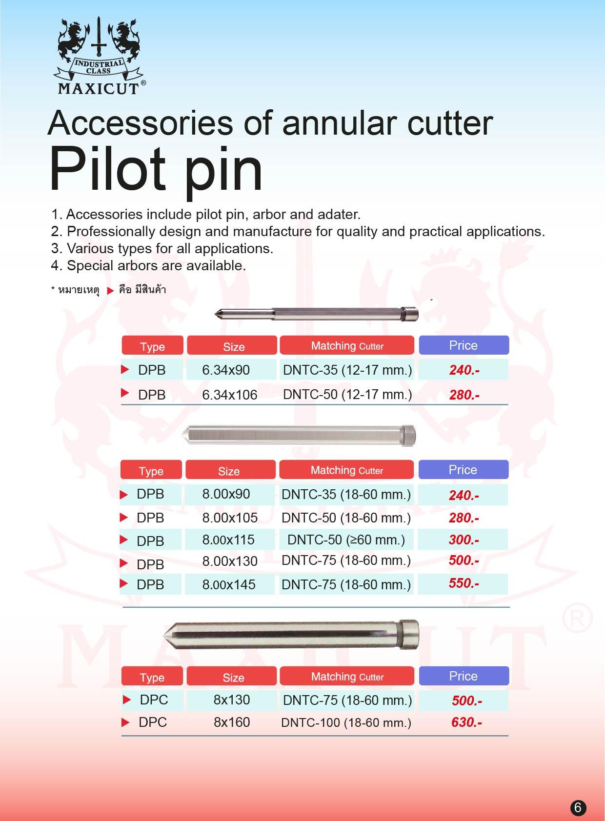 (105/176) Pilot pin