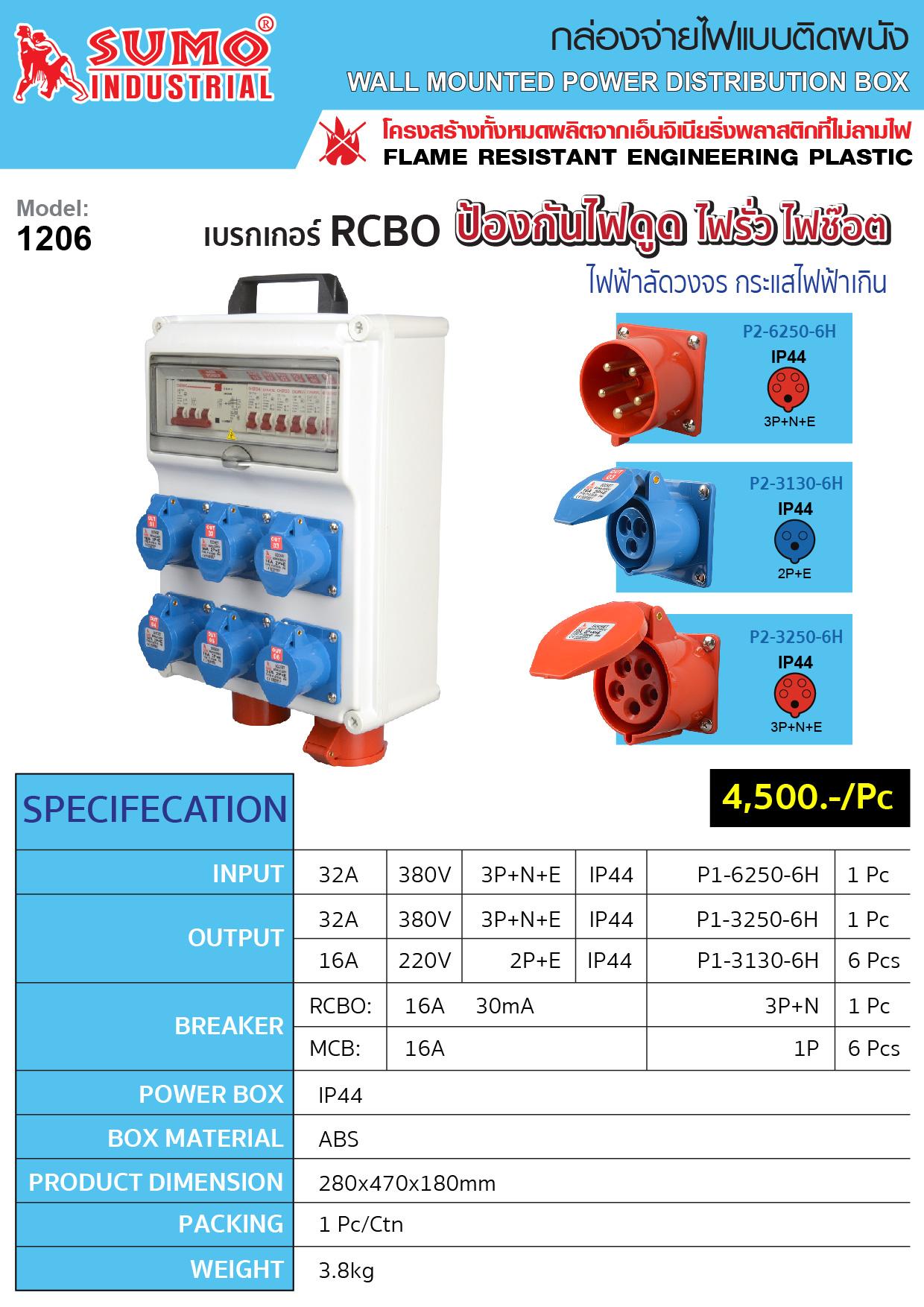 (180/188) Power Box