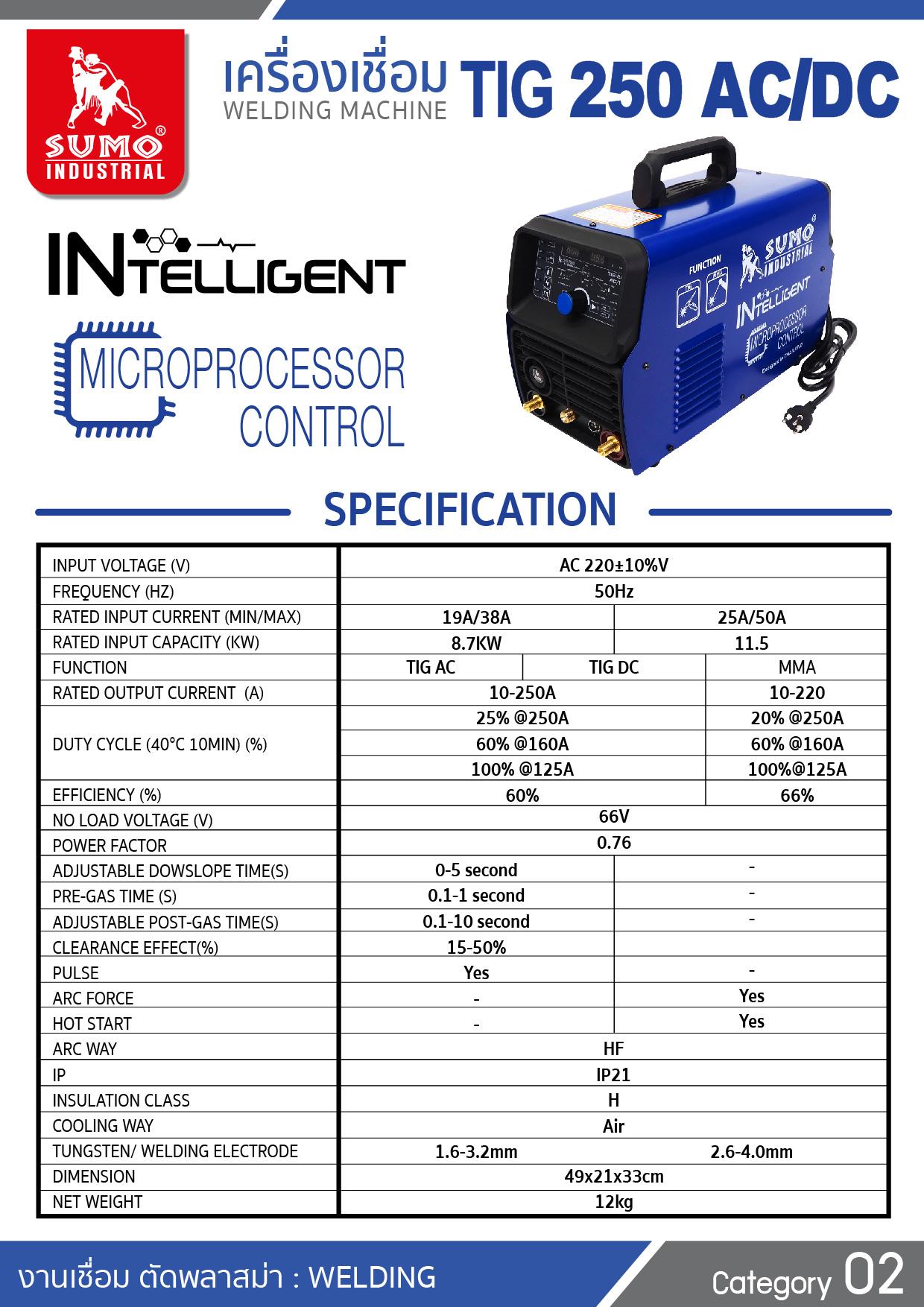 (84/277) TIG250 AC/DC
