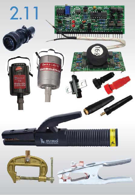 อุปกรณ์และอะไหล่งานเชื่อม
