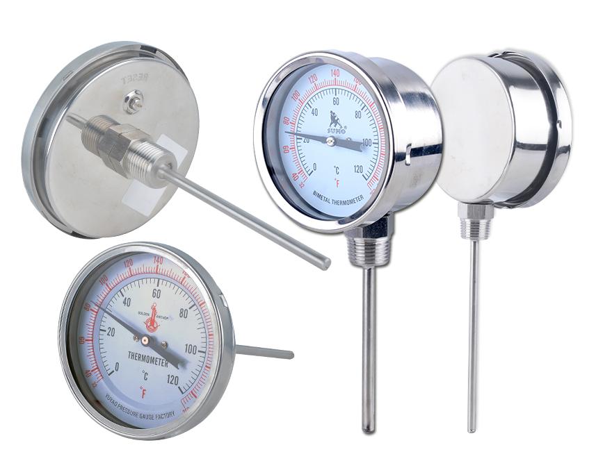 เกจวัดอุณหภูมิ / ความชื้น
